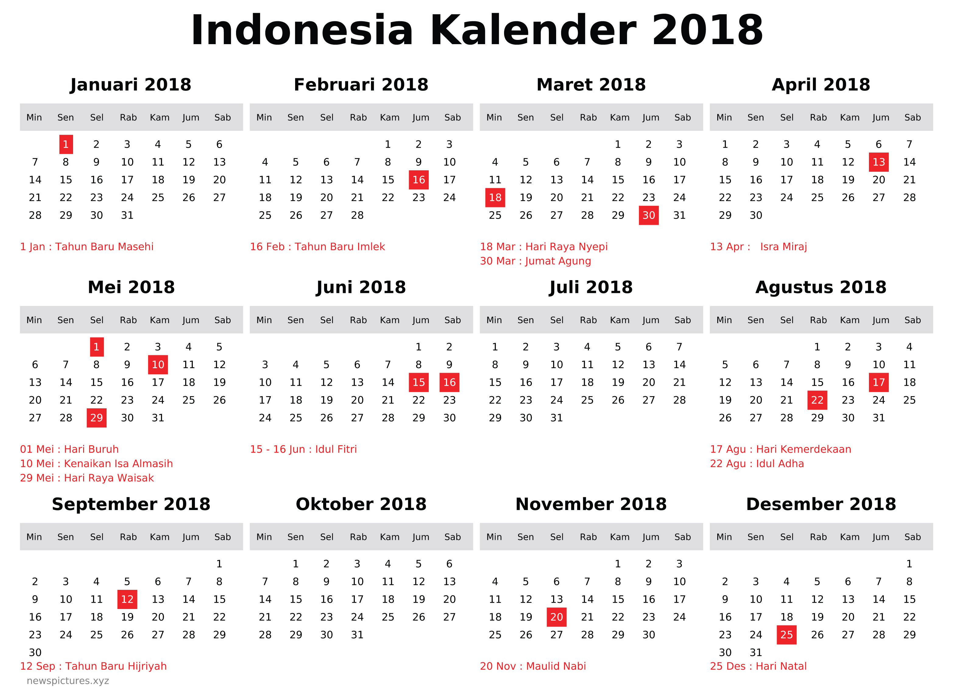 Calendario Fitri 2020.2019 New Year Images Page 90
