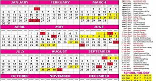 2018 Calendar Malaysia Public Holiday 2019 New Year Images