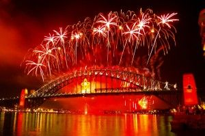 australia new year messages