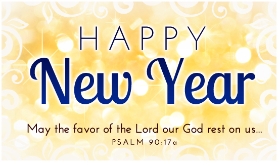 bible happy new year