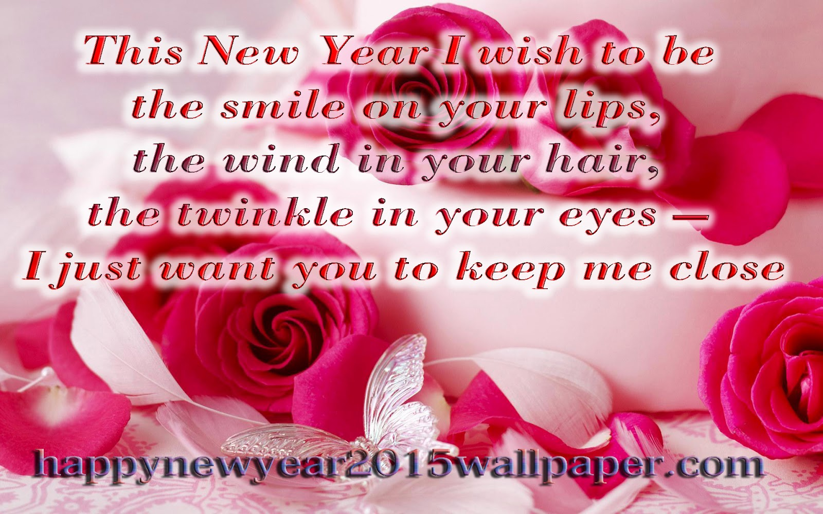couple new year greetings