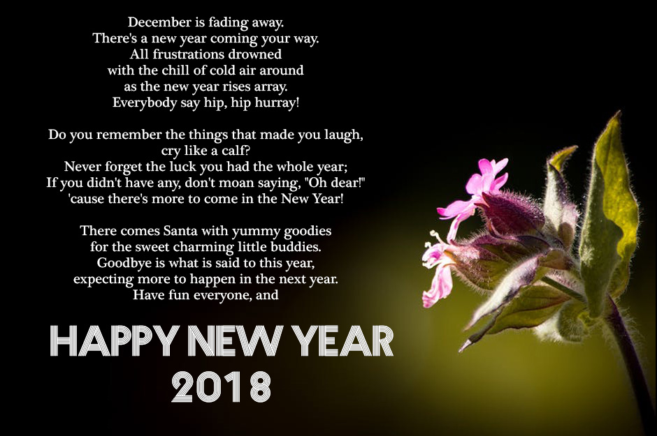gift new year saying