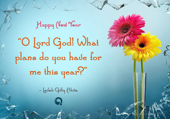 god new year messages