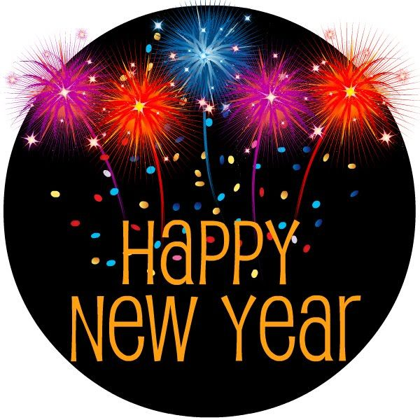 happy now new year clip art