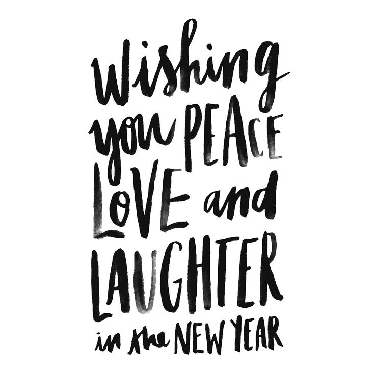 hipster new year saying