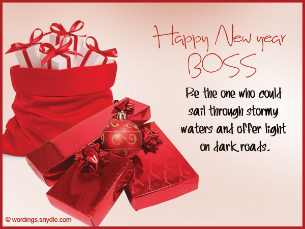 manager new year greetings