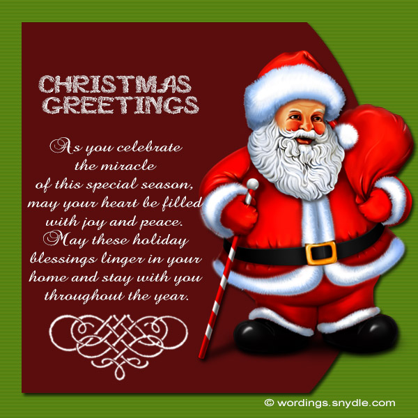 merry christmas new year messages