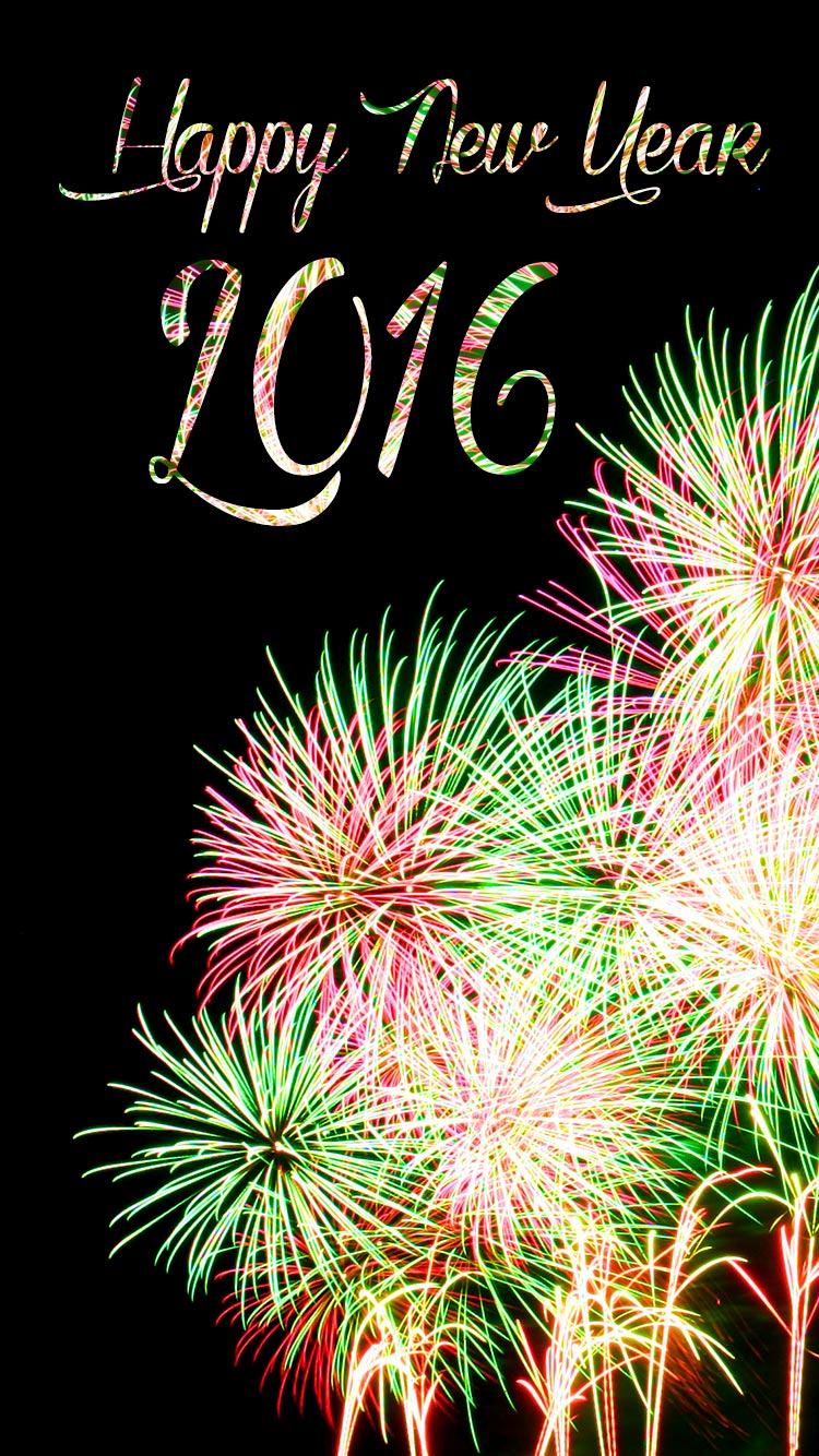 phone new year backgrounds