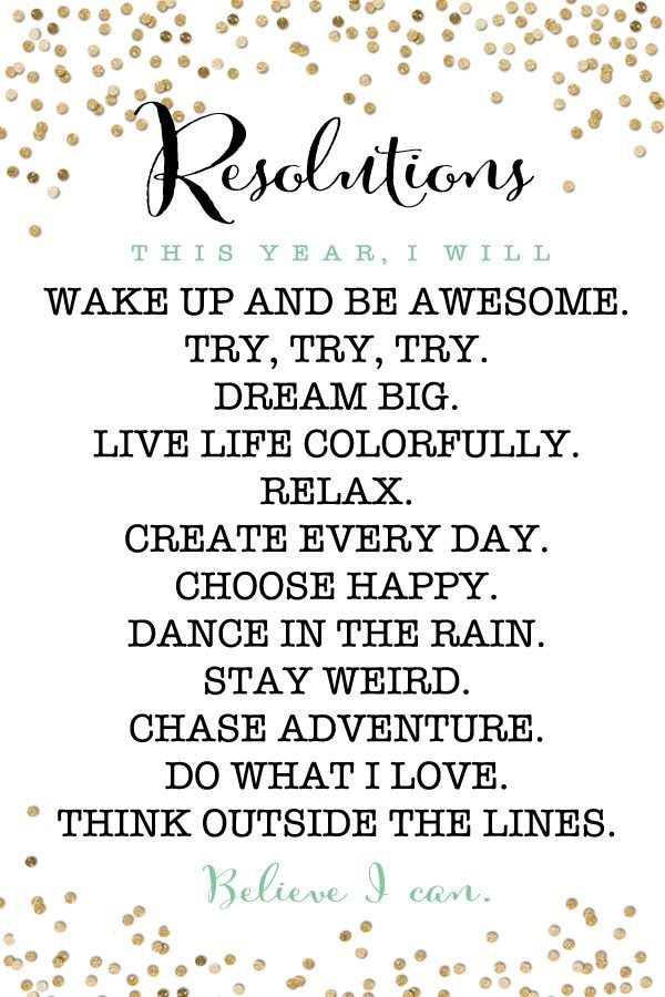pinterest new year saying