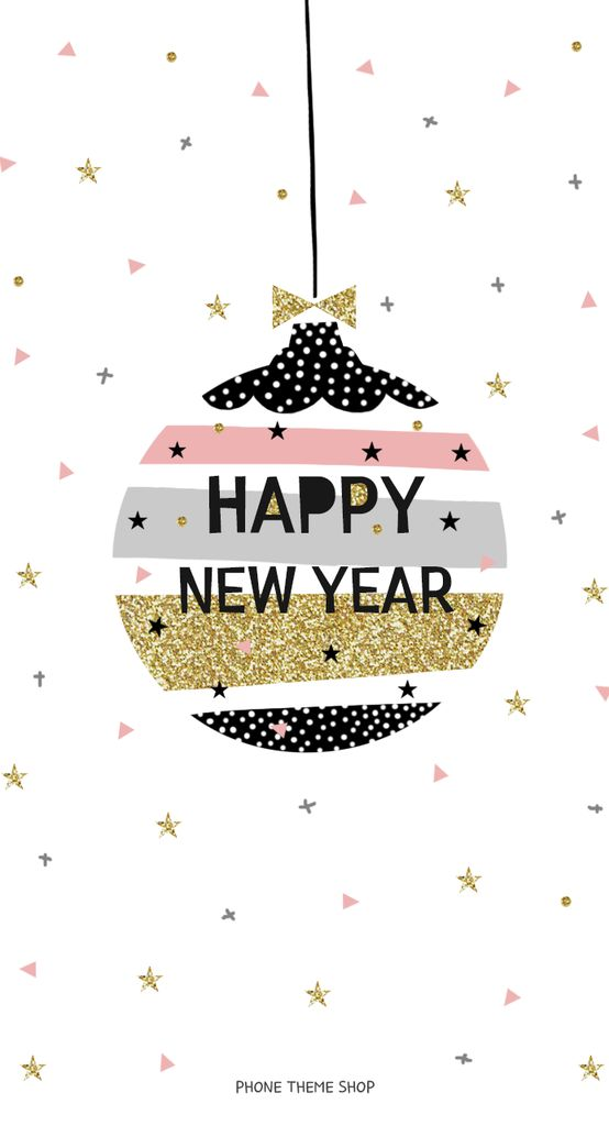 preppy new year backgrounds
