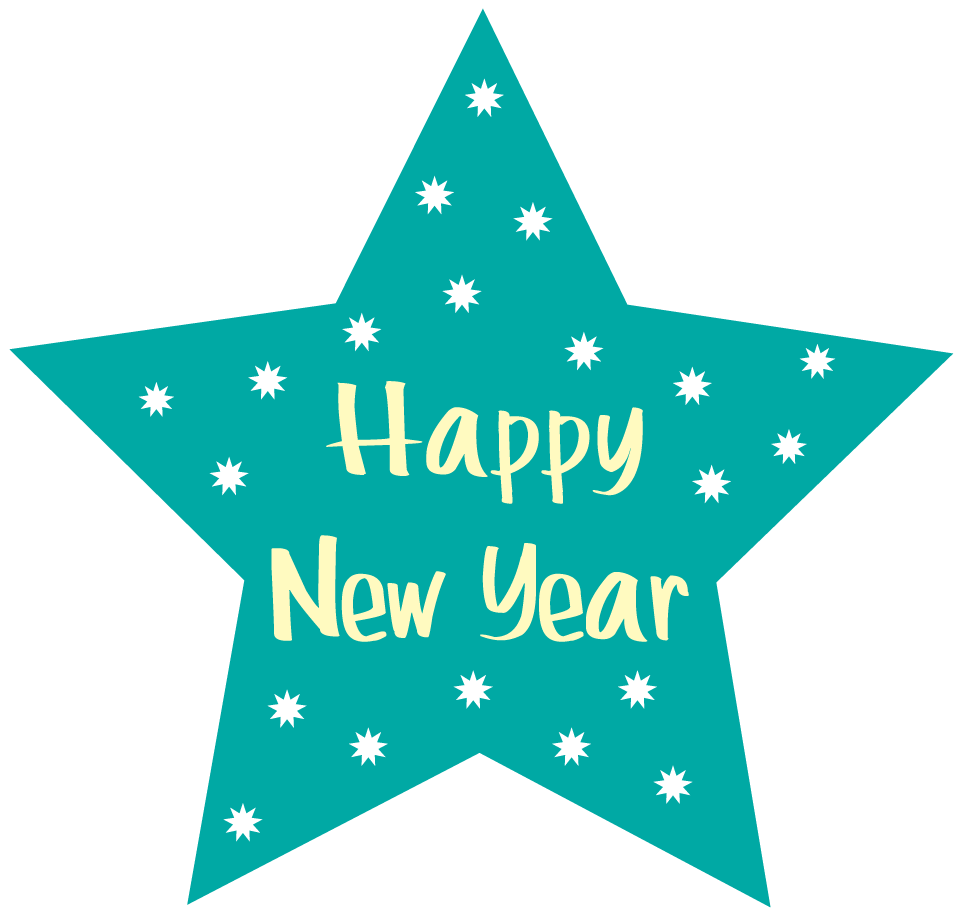 small new year clip art