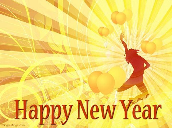 spiritual new year messages