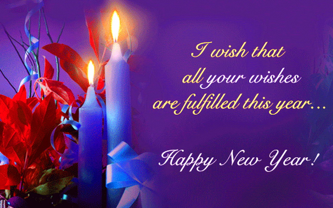 text new year greetings