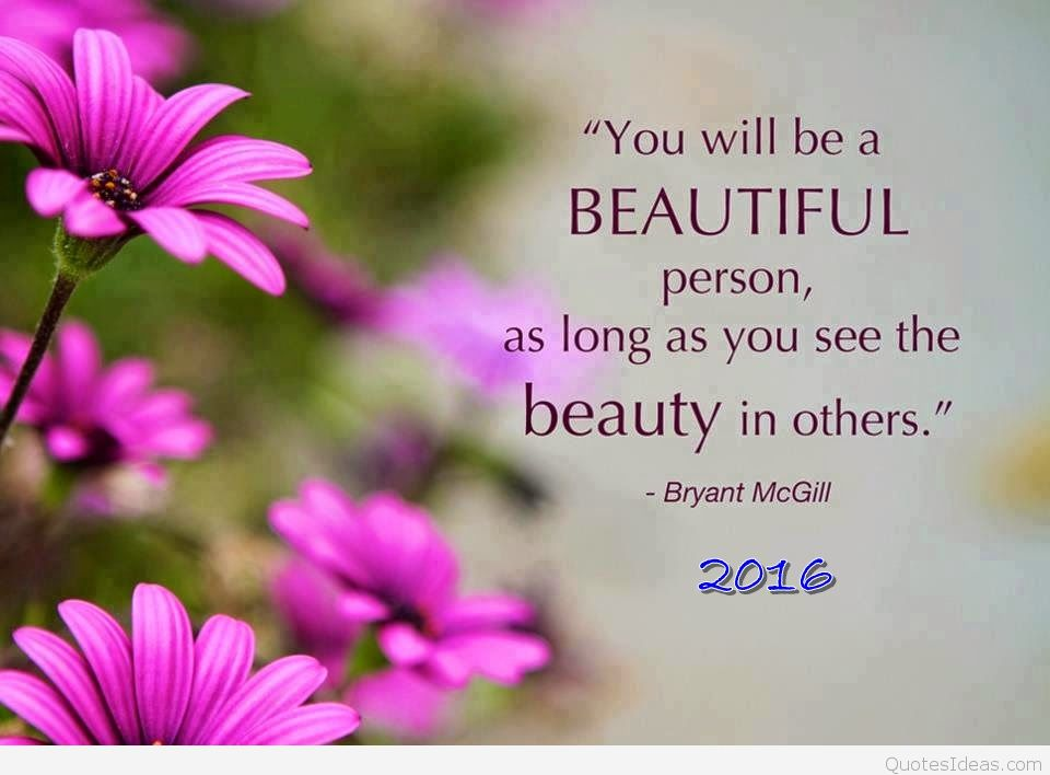 beauty new year saying