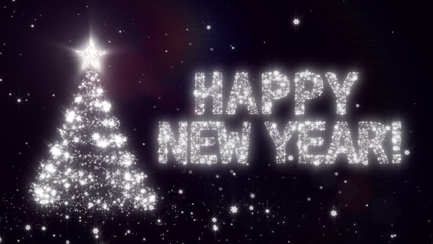 black new year backgrounds