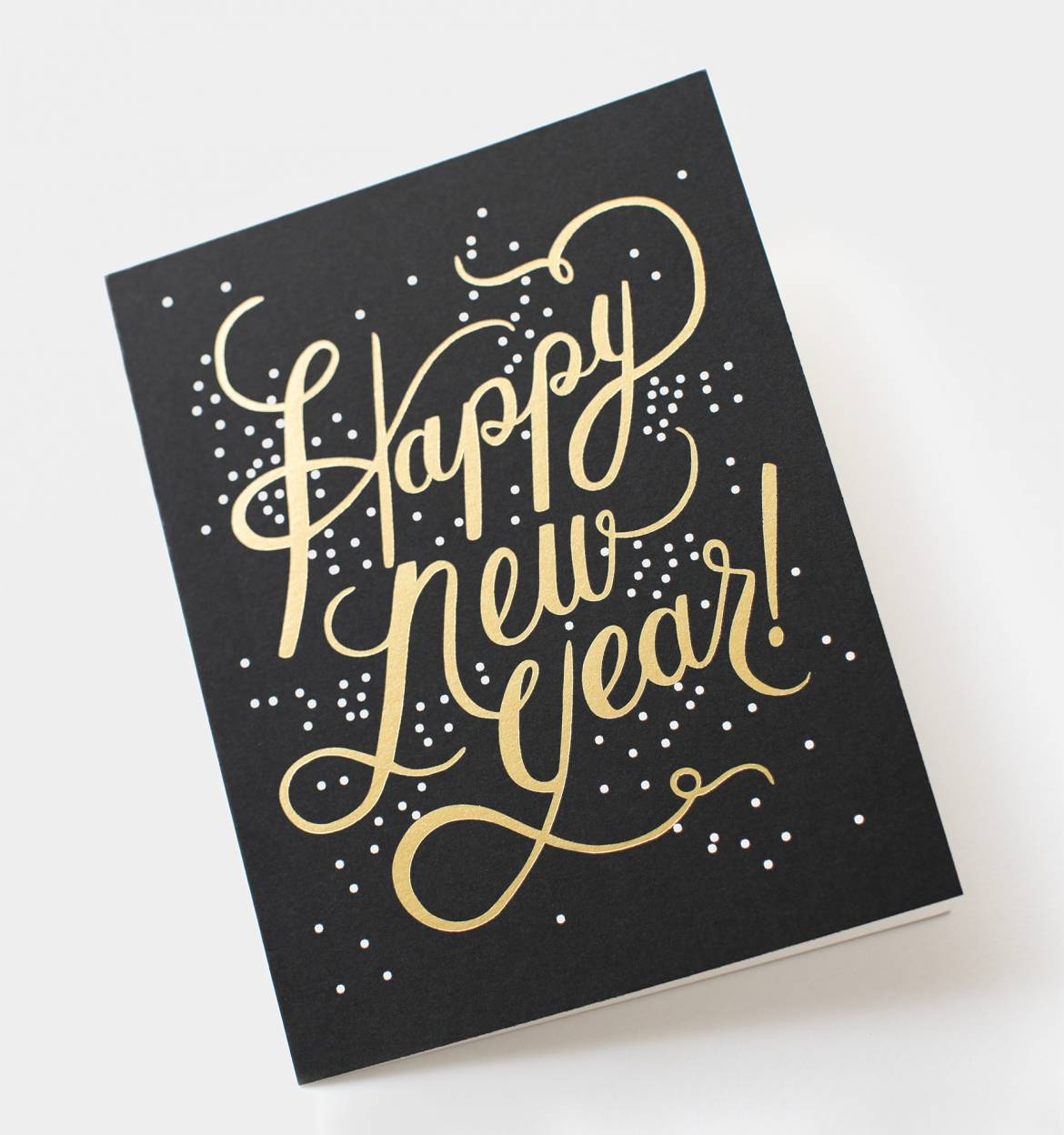 boxed new year cards