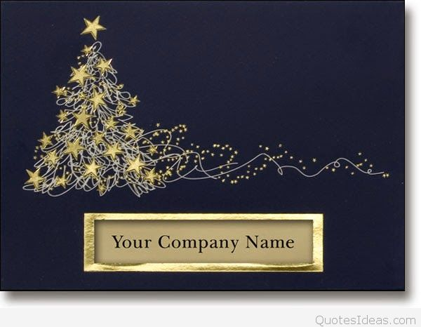 business new year cards
