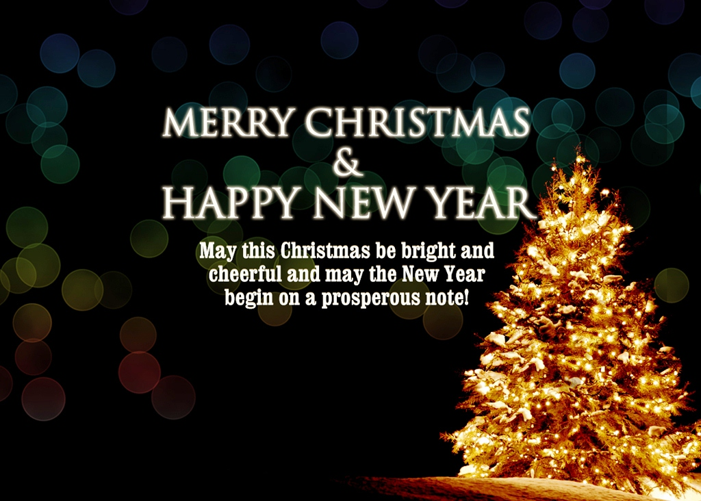 christmas new year messages