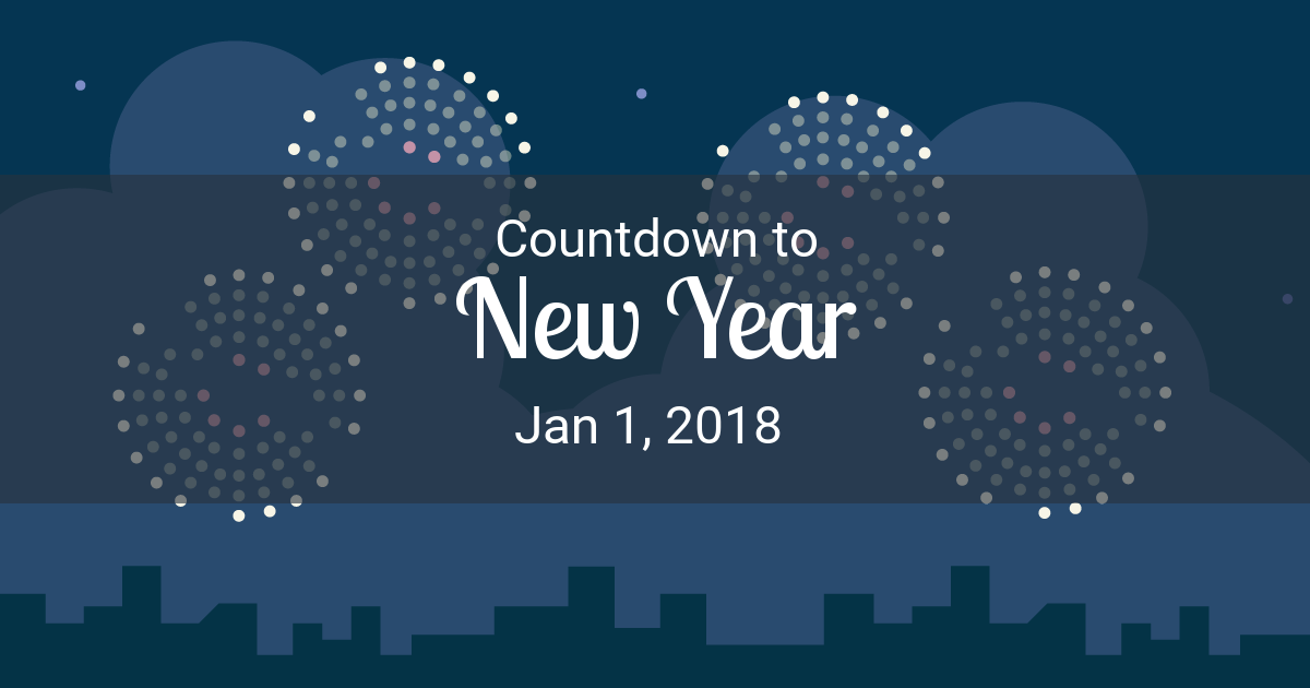 Countdown 2018 New Year Clip Art 2019 New Year Images