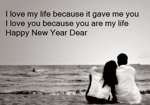 couple new year saying