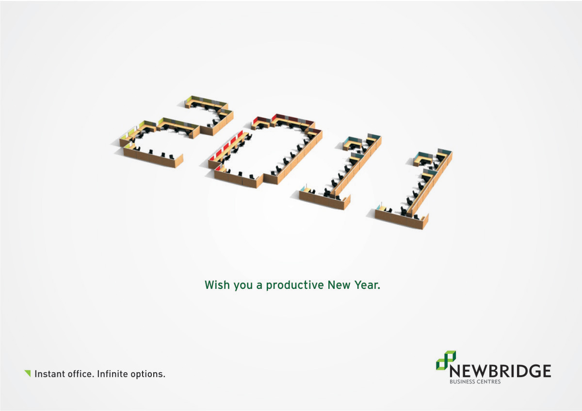 creative new year greetings