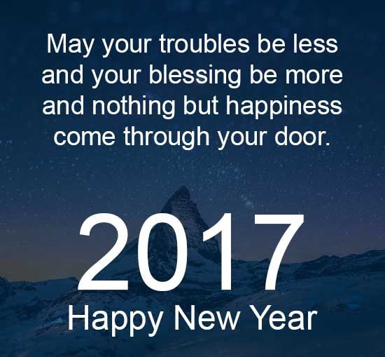 deep new year messages