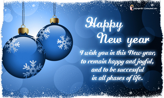early new year messages