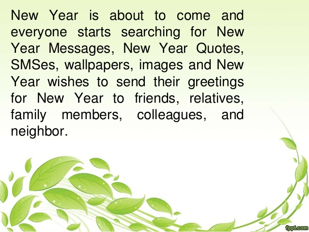 everyone new year messages