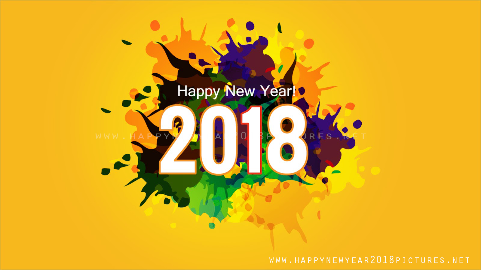 happy news new year banner