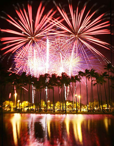 hawaii happy new year