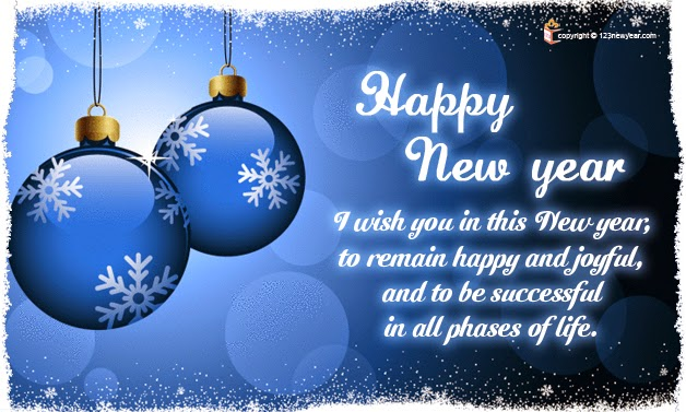 heaven new year messages