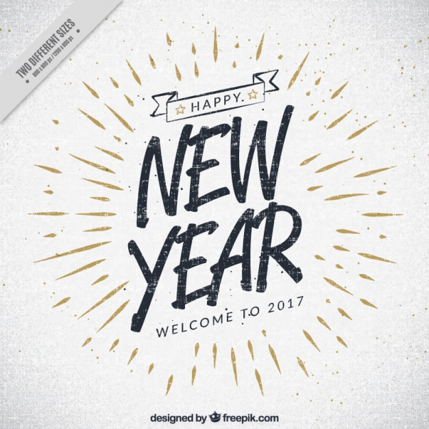 hipster new year backgrounds