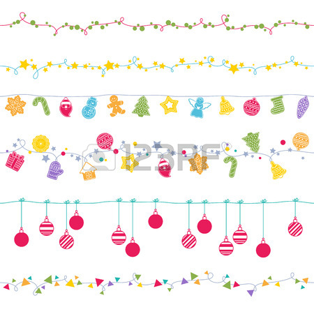 holiday party new year border