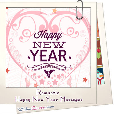 honey new year messages