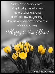inspirational new year messages