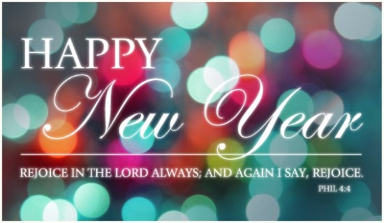 jesus new year cards