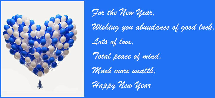 life new year messages