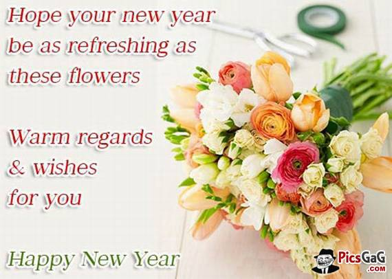 love new year messages