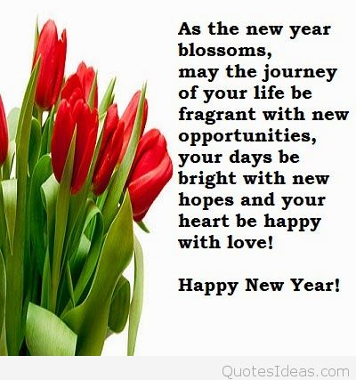 loved one new year saying