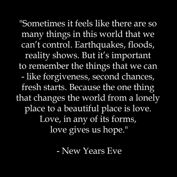 lover new year saying