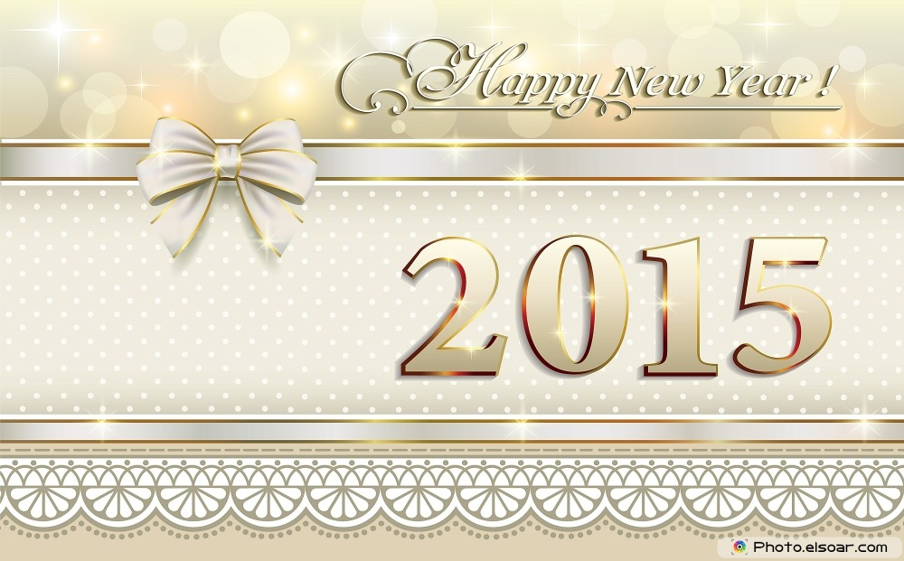 luxury new year cards