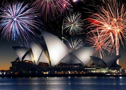 melbourne happy new year