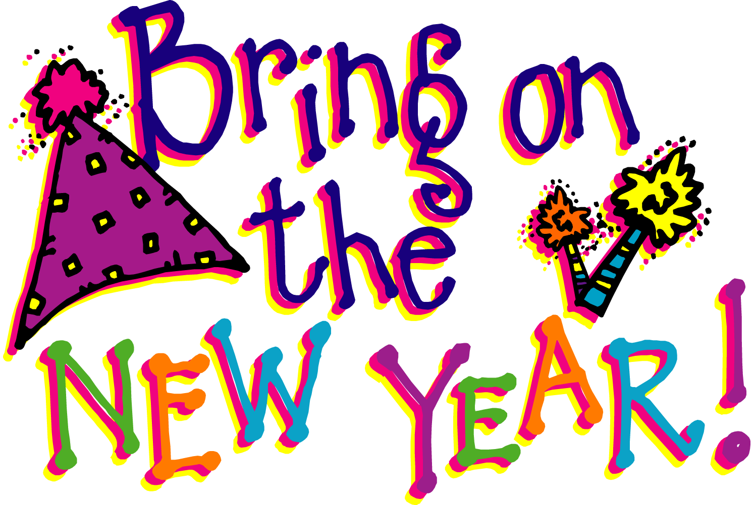 new years eve new year clip art