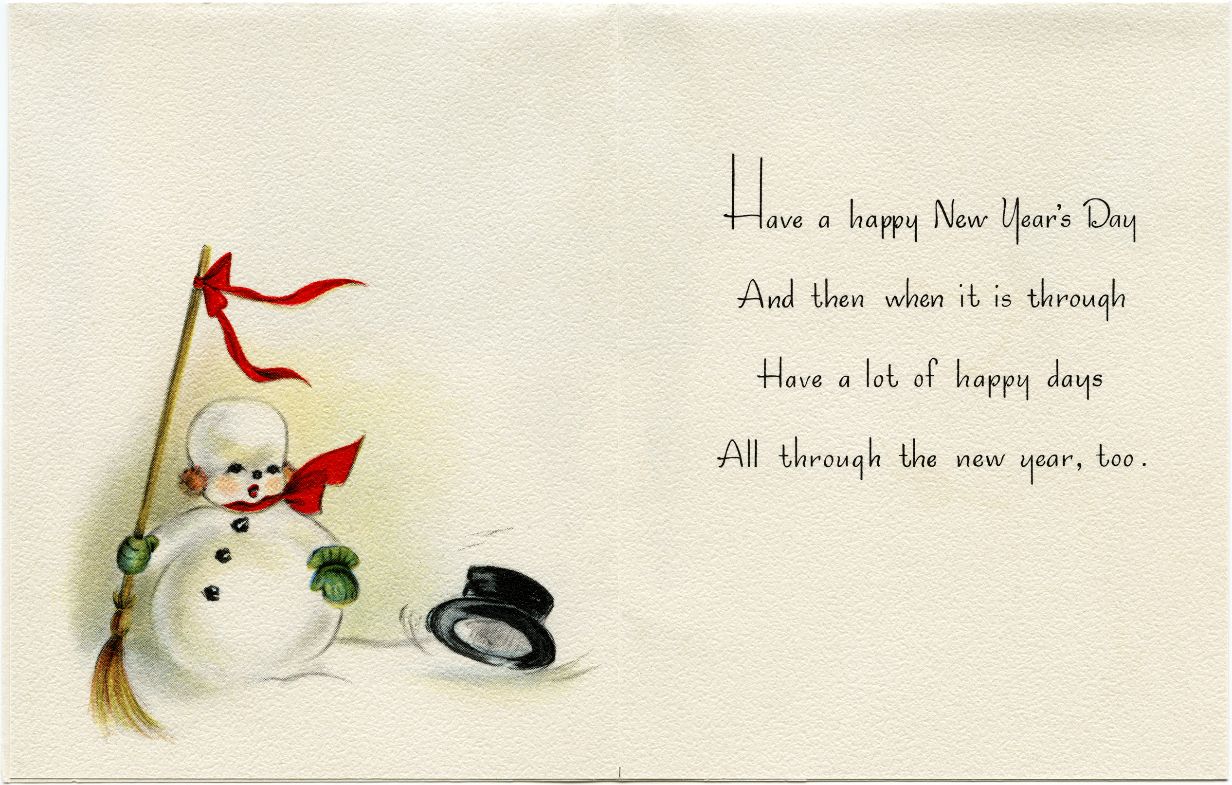news year new year cards