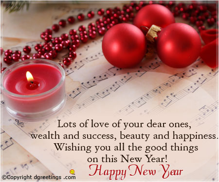 nrw new year messages