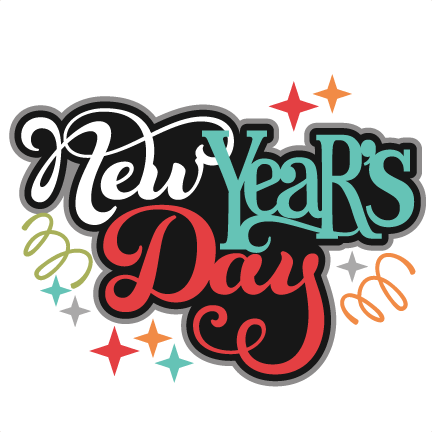 opening day new year clip art