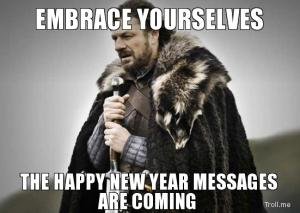 rude new year messages