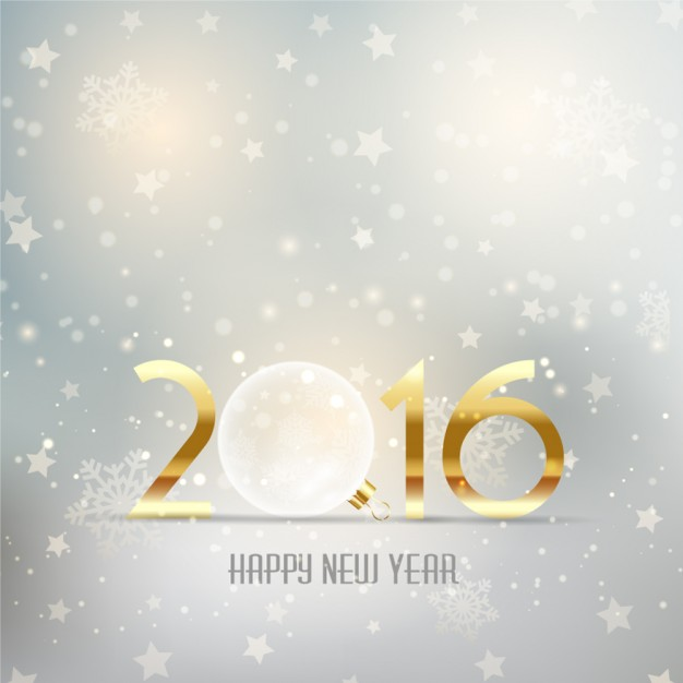 silver new year backgrounds