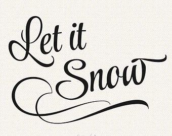 snow new year clip art