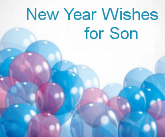 son new year greetings